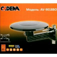 Антенна DVB-T AV-9018BO наружная  с усилителем