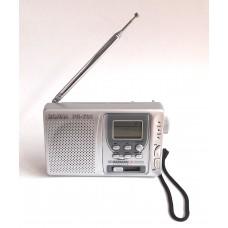 """Радиоприёмник """"ВОЛНА РП-701"""" цифровой FM, СВ, КВ(8 поддиап.) (3В)"""