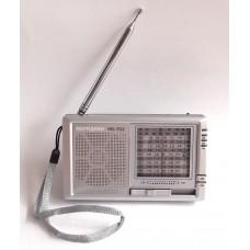 """Радиоприёмник """"МЕРИДИАН РП-702"""" УКВ/FM, СВ, КВ(10 поддиап.) (3В)"""
