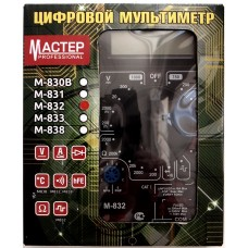 мультиметр м832