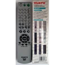Пульт Sony DVD universal RM-D641 HUAYU