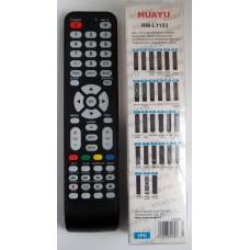 Пульт POLAR TV Universal RM-L1153 HUAYU