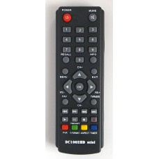 Пульт D-Color DC1002HD mini DVB-T2