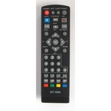 Пульт POLAR DT-1002, 1003, 1005, mystery MMP-85, rolsen RDB-508 (DVB-T2)