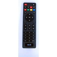 Пульт ORIEL ПДУ-6 (DVB-T2)
