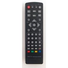 Пульт DVB-T2+ универсальный для разных моделей