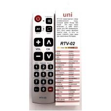 Пульт R-TV2 универсальный