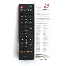 Пульт LG TV/LCD TV унив. RM-L1162 (universal)