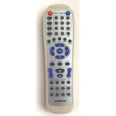 Пульт General DVD-511[DVD-512][DVD-513][DVD-514]