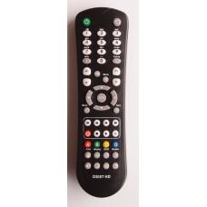 Пульт Sagemcom не ориг. корпус DSI87-1 HD / NTV  (SAT)