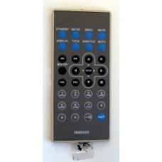 Пульт XORO RM6000 - XORO HSD7100 кнопки мембрана (lithium battery)