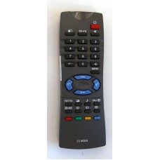 Пульт Toshiba CT-90229 (TV) с т/т