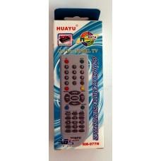 Пульт POLAR/SITRONICS RM-977N TV Universal