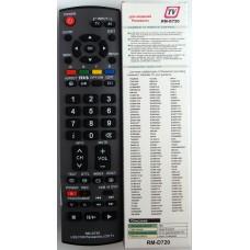 Пульт Panasonic TV/LCD RM-D720 Universal HUAYU
