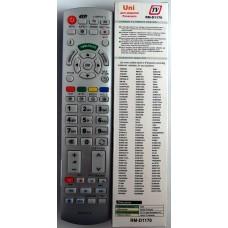 Пульт PANASONIC UNIVERSAL RM-D1170 (LCD TV)