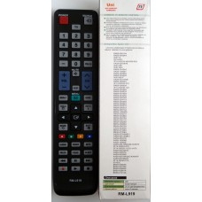 Пульт SAMSUNG UNIVERSAL RM-L919 (for TV/DVD) (HQ)