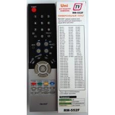 Пульт Samsung RM-552F (universal)