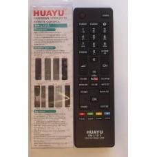 Пульт Haier RM-L1313 с кнопкой Youtube и  3D (universal) LCD