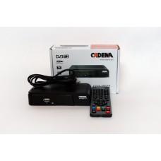 ресивер эфирный CADENA CDT-1652S DVB-T2