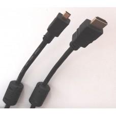 шнур HDMI-microHDMI 1,5м